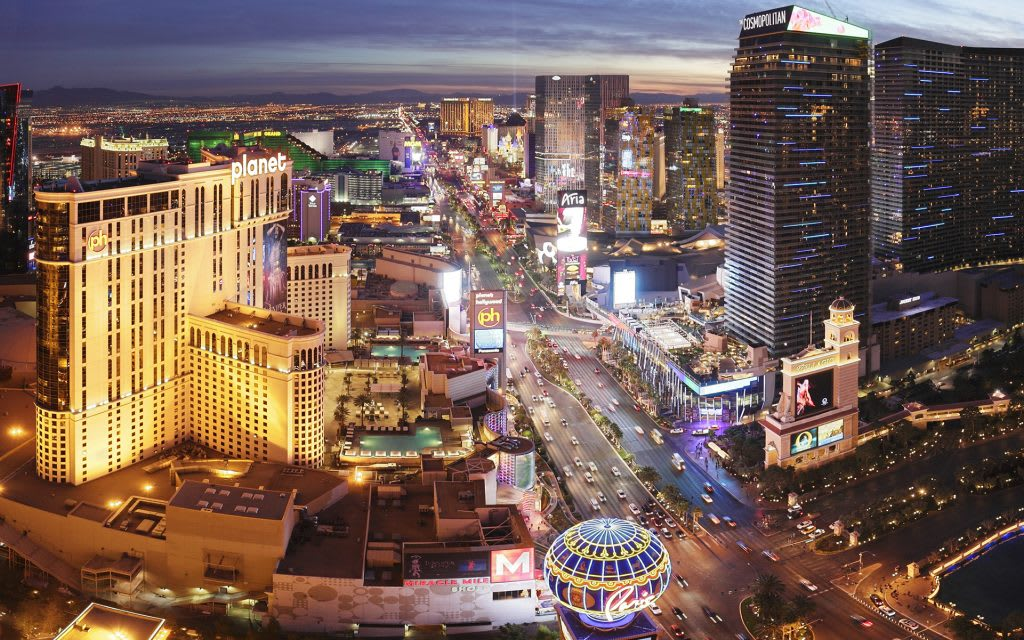 Cannabis Lounges Are Coming to Las Vegas