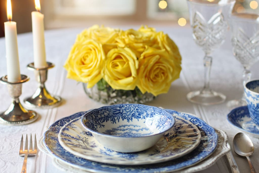 British Fine Dining Etiquette Tips