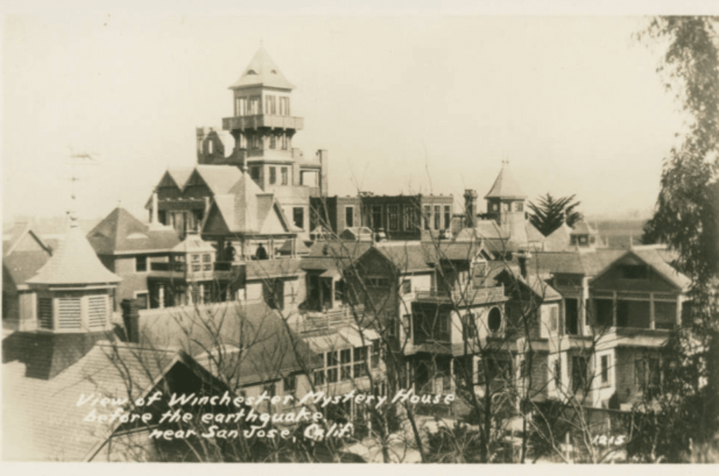Real Horror Stories: Legend of the Winchester House
