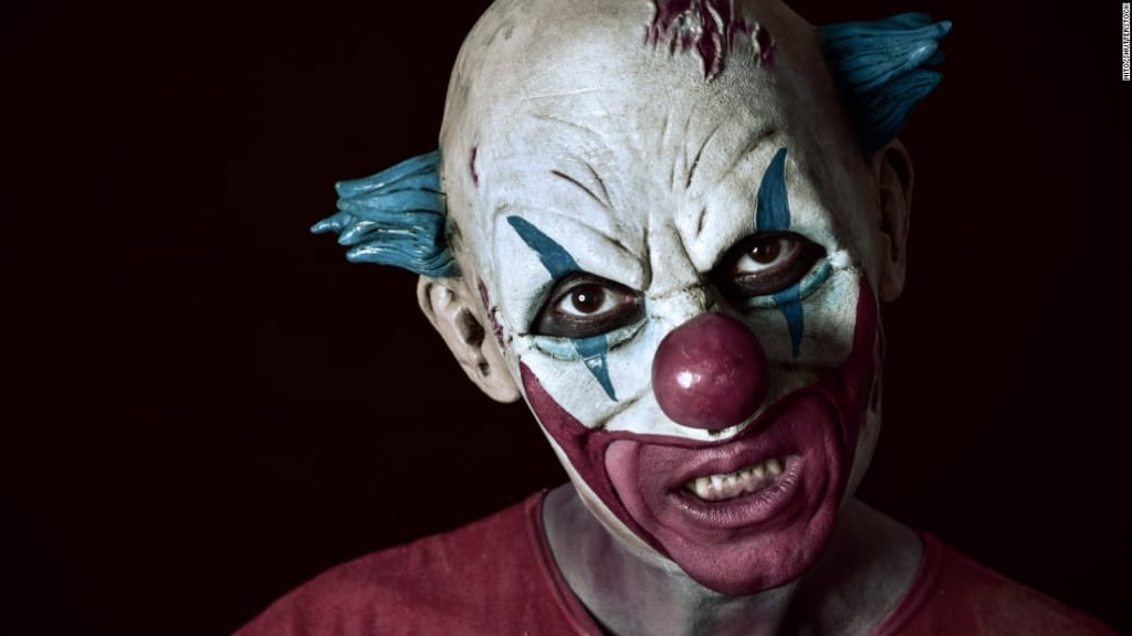 3 Frightening Clowns Not from the Underworld or Magical Hell