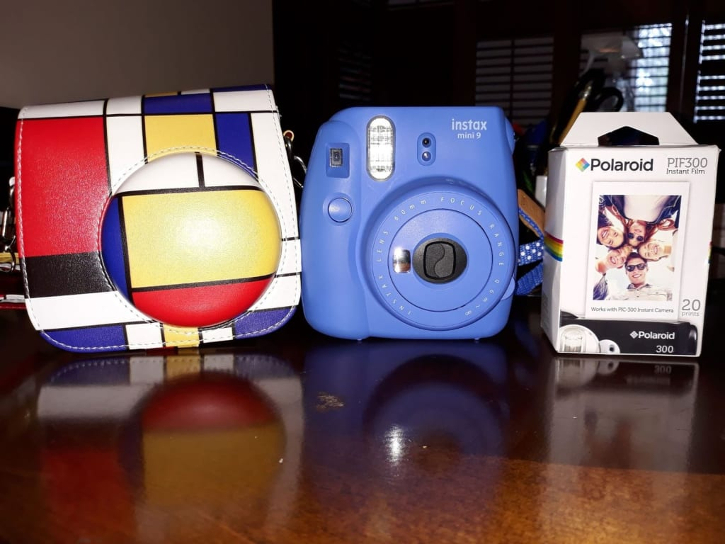 My New Little Polaroid Camera
