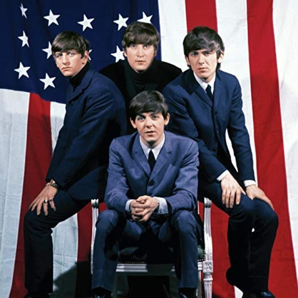 Re-Experiencing the Beatles' US Albums