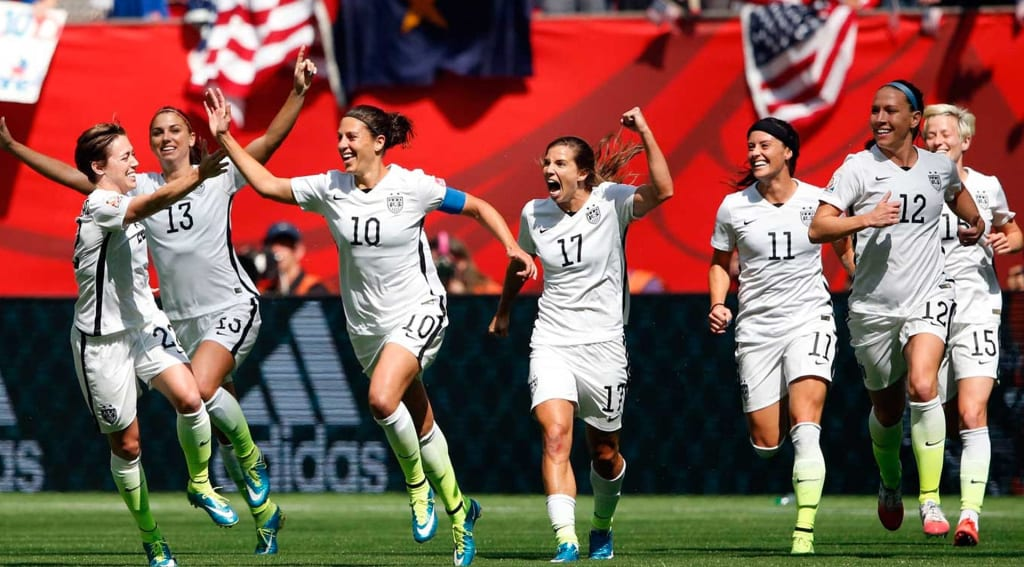 The Best in the World! 10 Records Broken by the US Women's Soccer Team