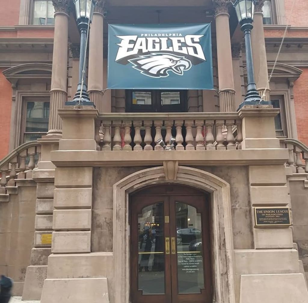 Philadelphia Eagles: My American Team