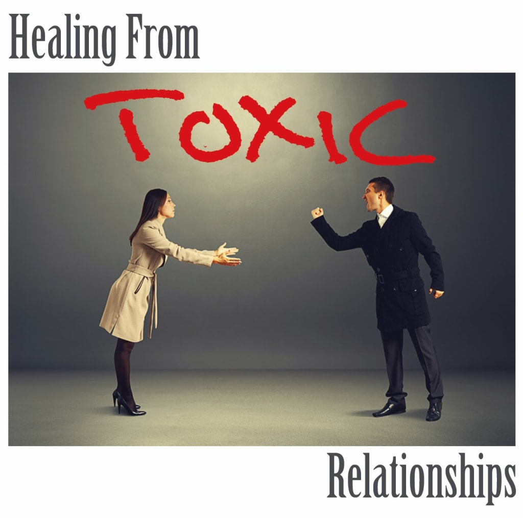 The Epidemic of Toxic Relationships