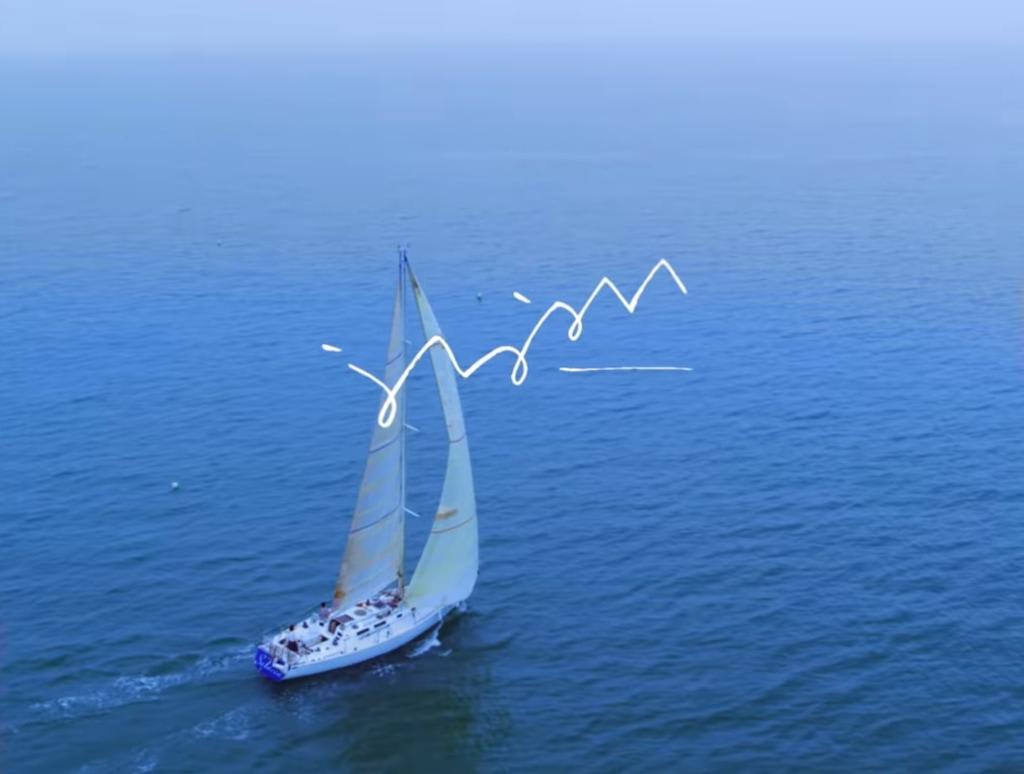 'Sailing' with AKMU