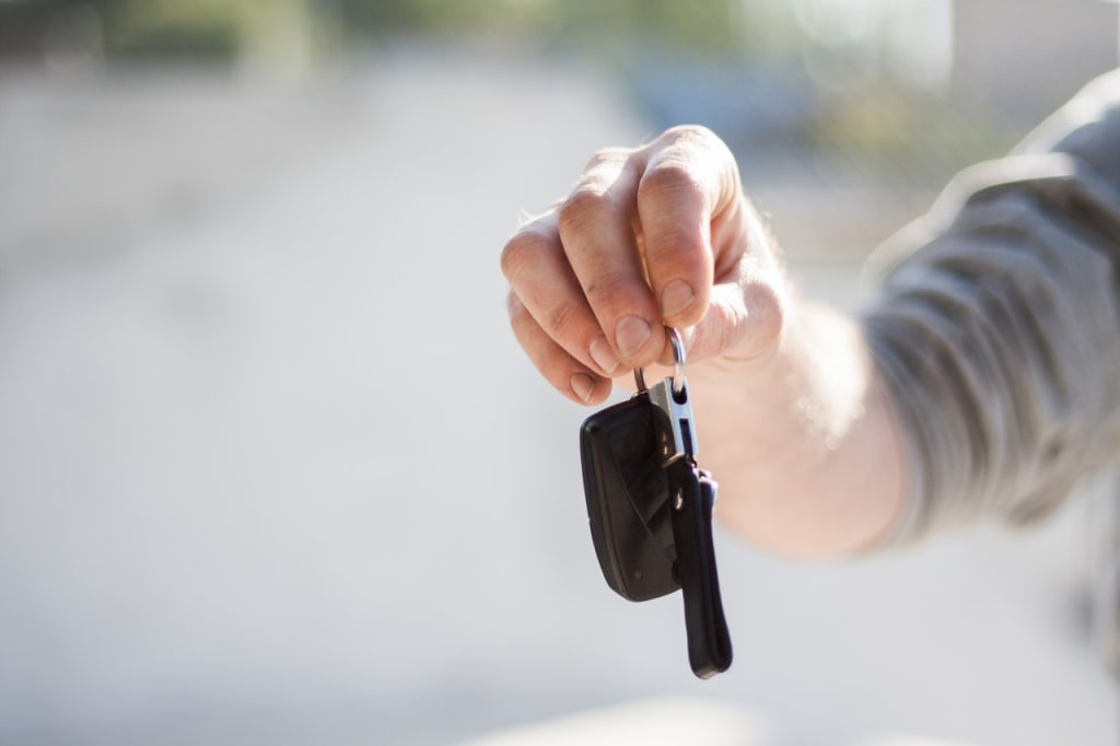 5 Things to Do When You Buy a Used Car