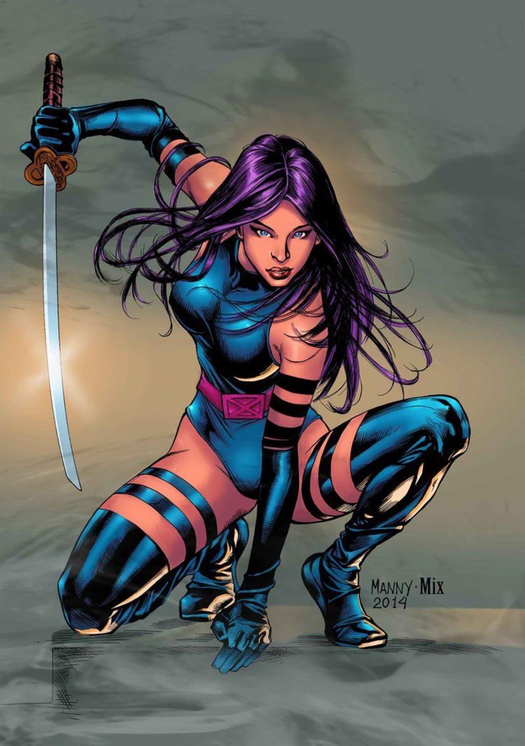 Comics' Hottest Characters