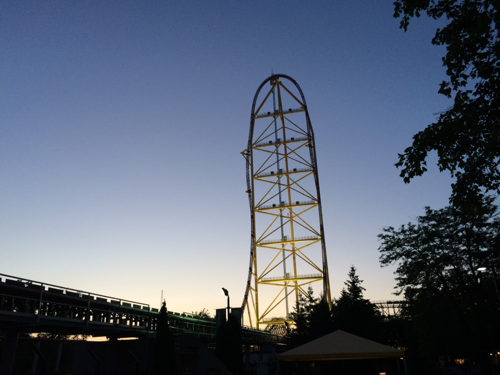 10 Death Defying Roller Coasters for Thrill Seekers