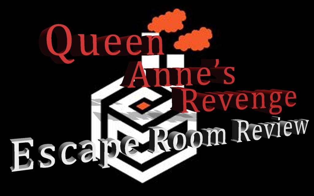 Quest Factory: 'Queen Anne's Revenge'