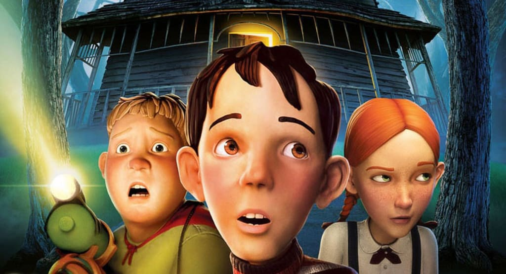 'Monster House' - A Movie Review
