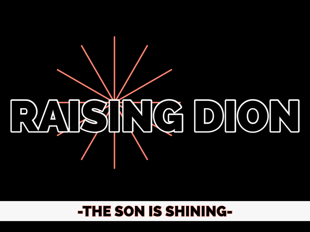 The Son Is Shining