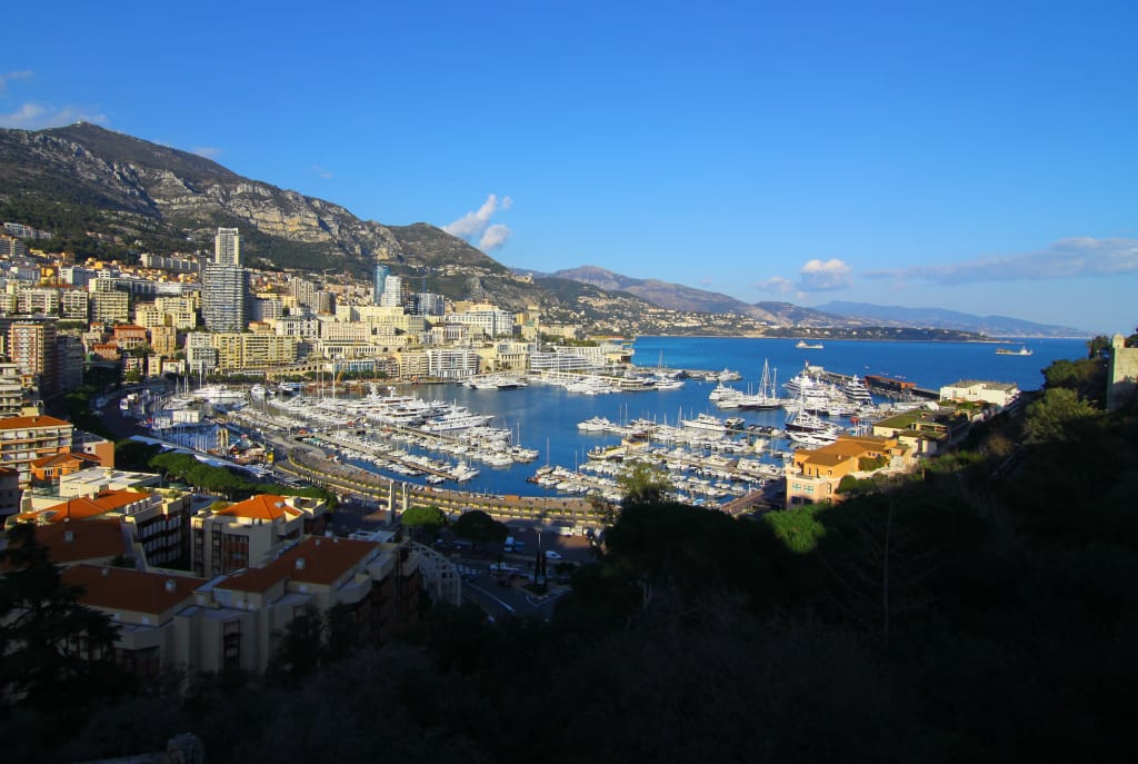 Monaco: All the Money in the World