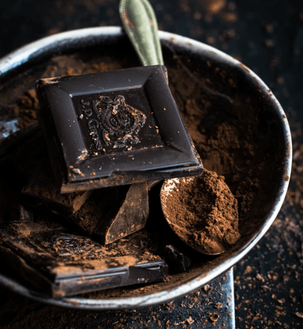 Chocolate Is Good for Your Teeth