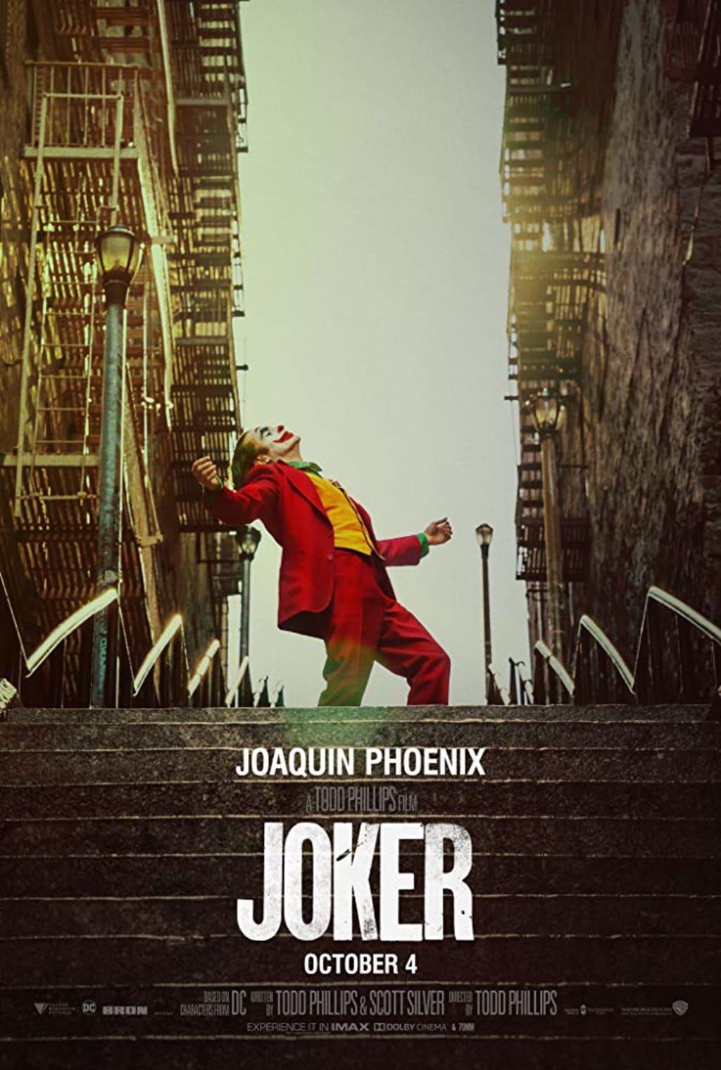 Late Review: 'Joker'