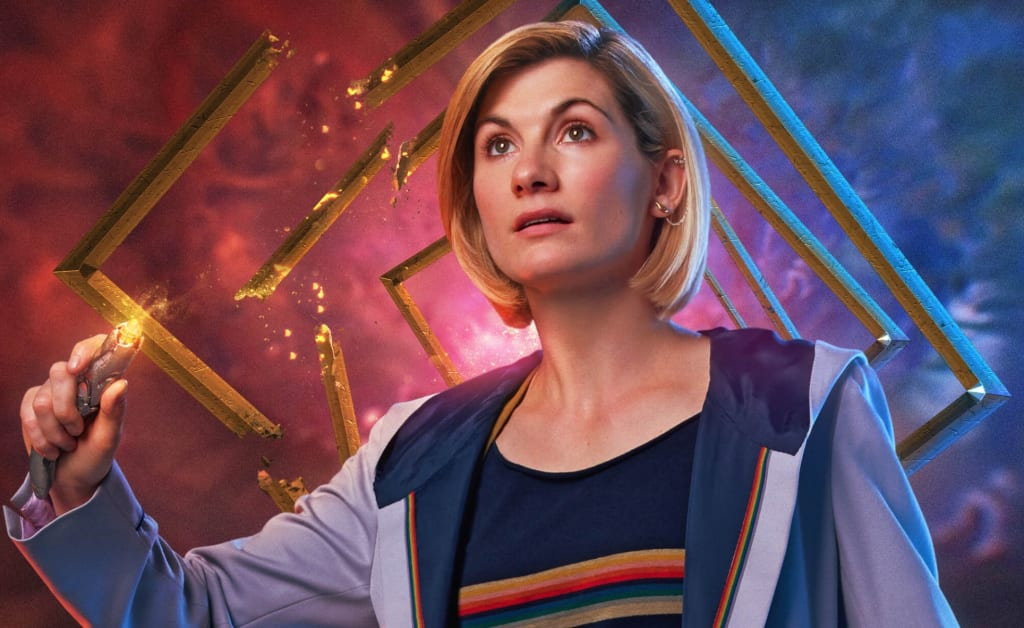 'Doctor Who' Fans Celebrate the First Anniversary of Jodie Whittaker as the Doctor