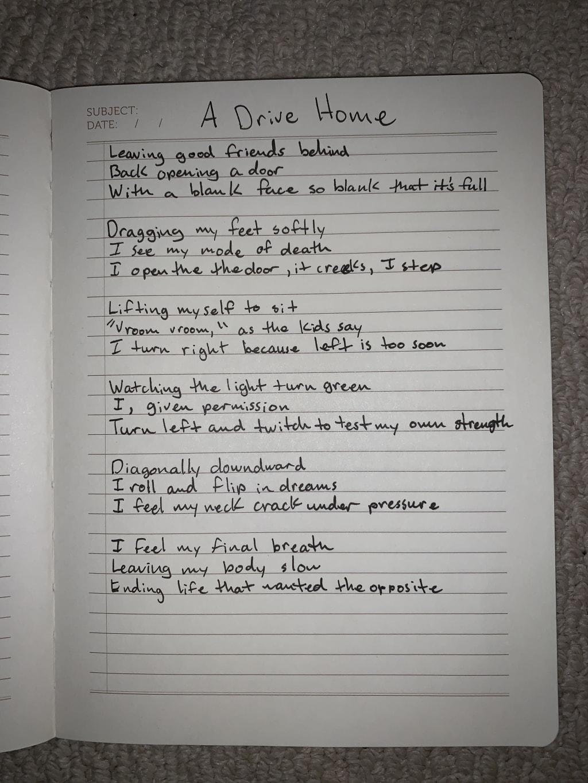 A Drive Home
