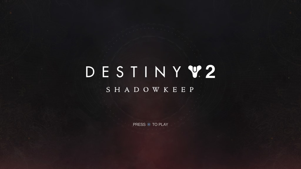 'Destiny 2: Shadowkeep'