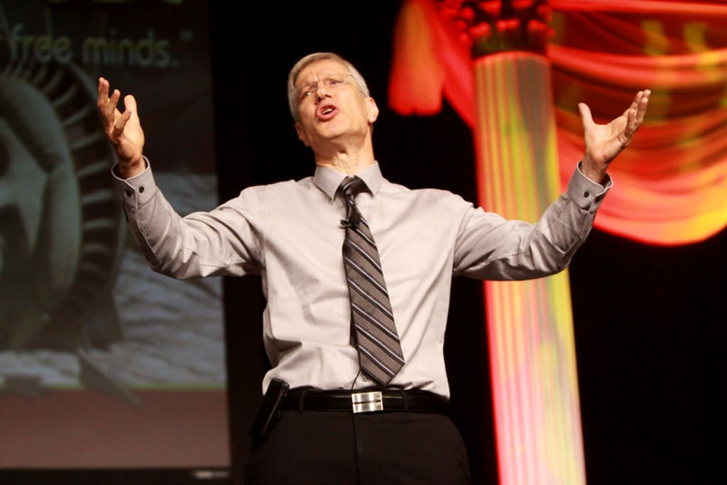 """Talking Brook: 'Yaron Brook Show: Movie Hombre & Christian Morality'"""