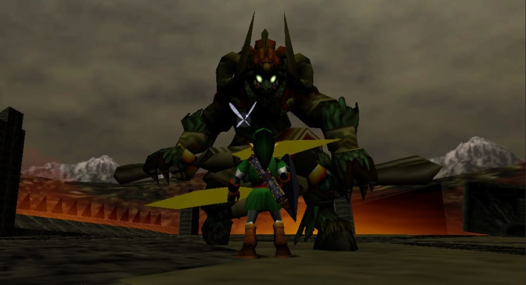 The 5 Creepiest 'Ocarina of Time' Enemies