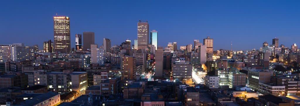 Johannesburg and the Little Case of Anxiety