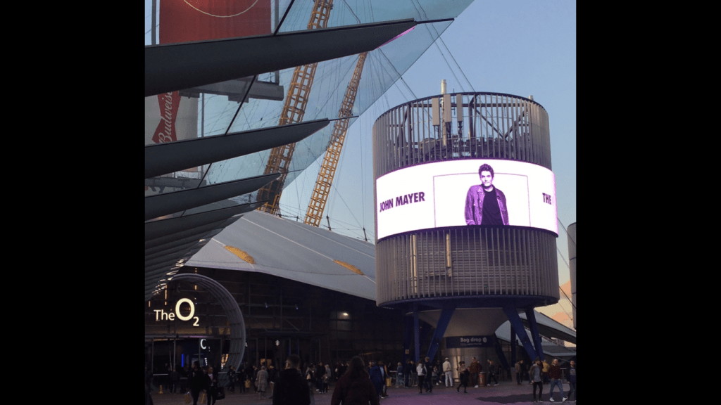Blog: John Mayer - World Tour 2019