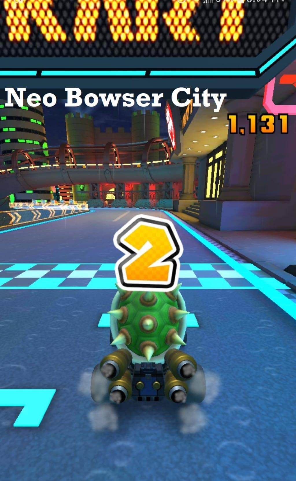 Mario Kart Tour Has Me In A Frenzy