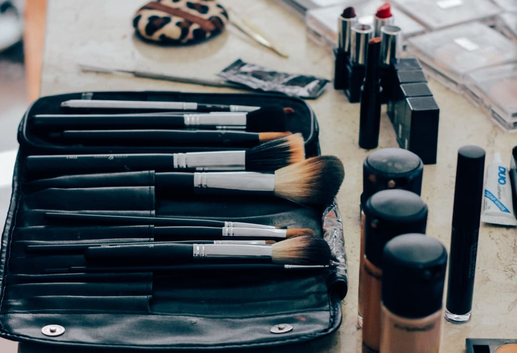 My Rocky, Reluctant Marriage to Makeup