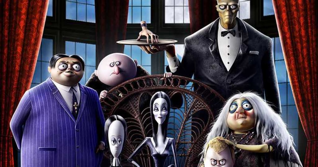 Some Might Stay at the Carruther's House, but the Addams Family Has Something Better