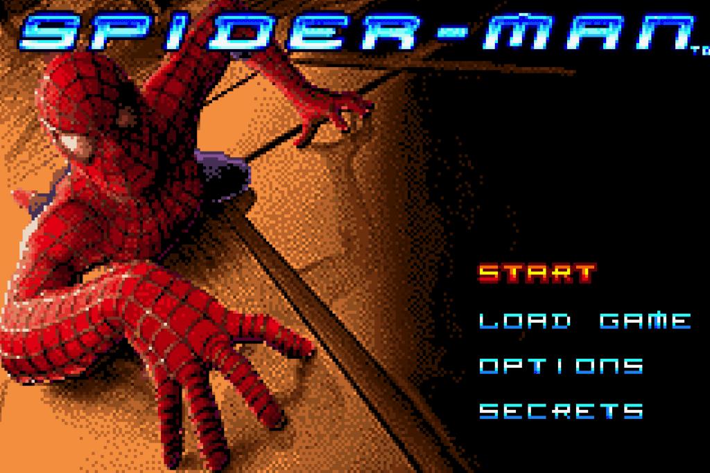 'Spider-Man' (Game Boy Advance Review)