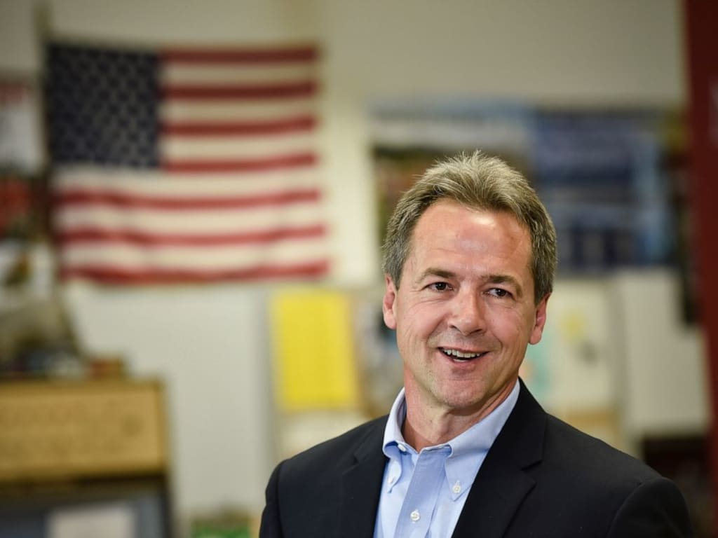 Astrology of the 2020 Elections: Steve Bullock