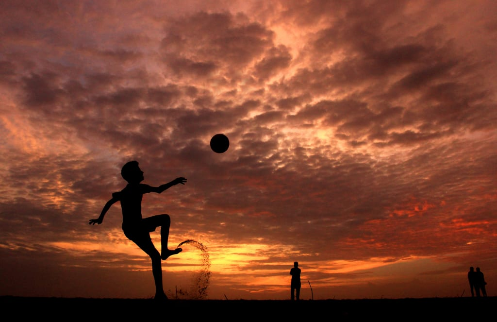 Alternate Ways of Staying Focused While Playing Sports