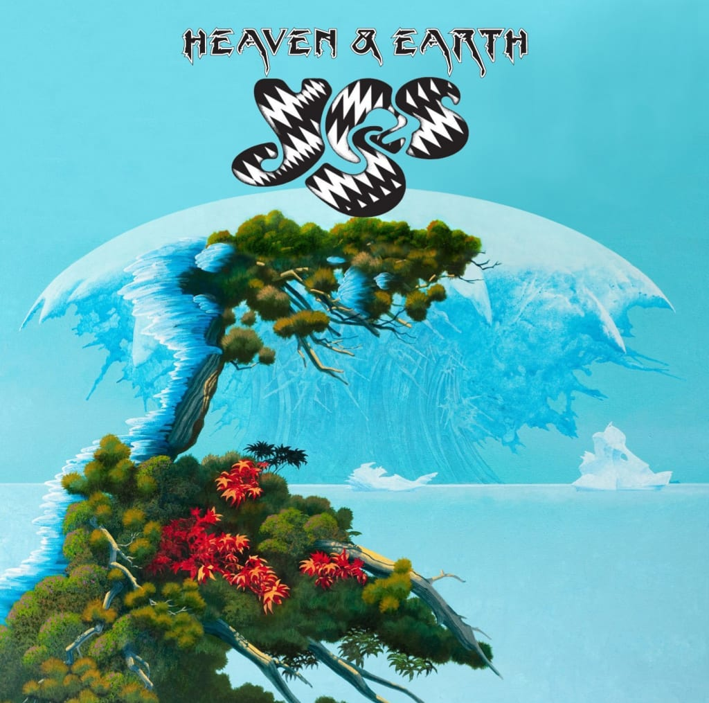'Heaven & Earth'—Collecting Visions from the Other Side