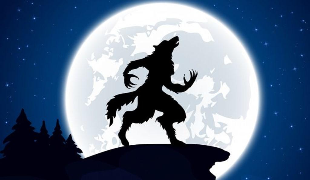 Beware Werewolf Behind You