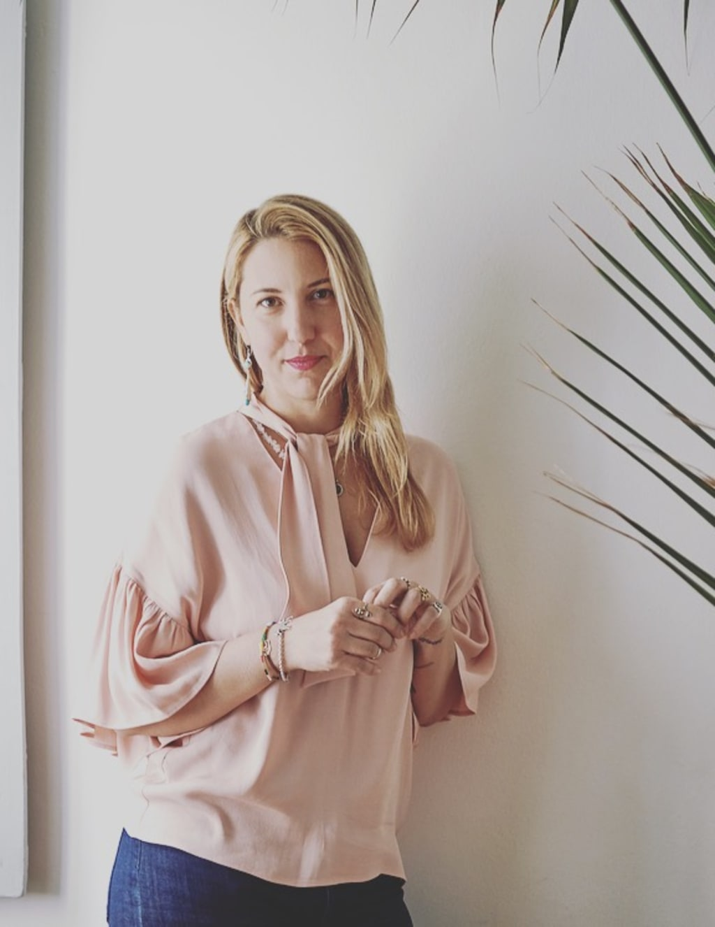 Italian Fashion Light Worker Author's New Mindfulness Book Tool