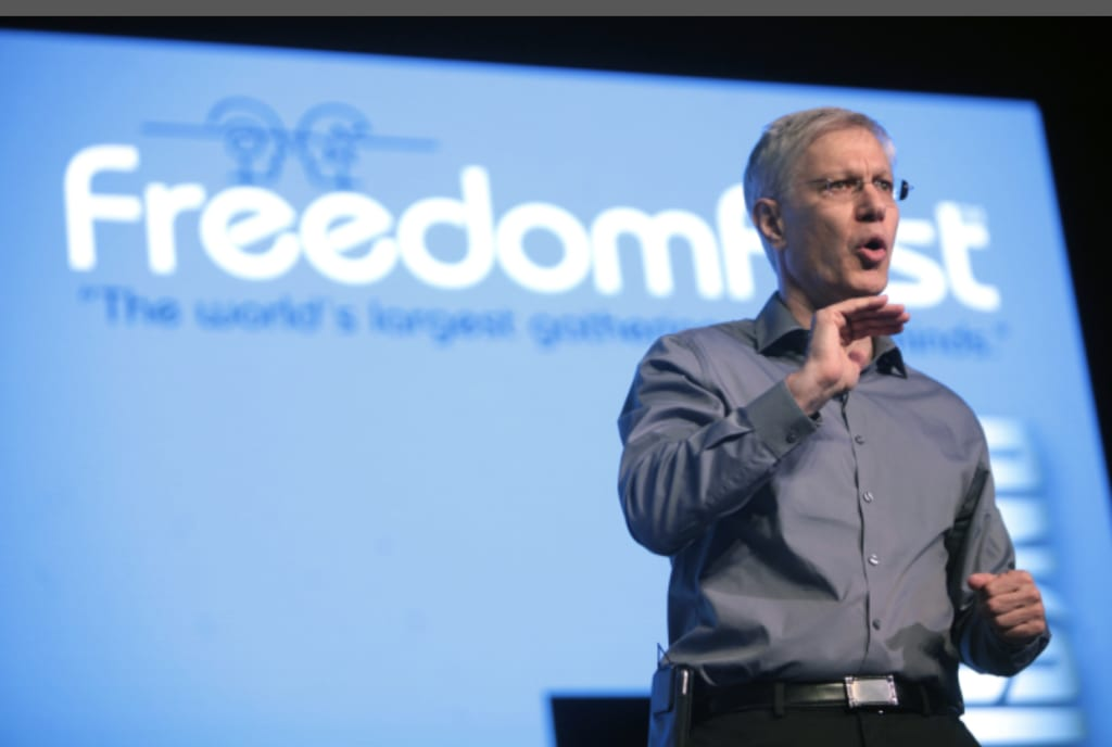 """Talking Brook: 'Yaron Brook Show  Economic Myths - Middle Class Stagnation'"""