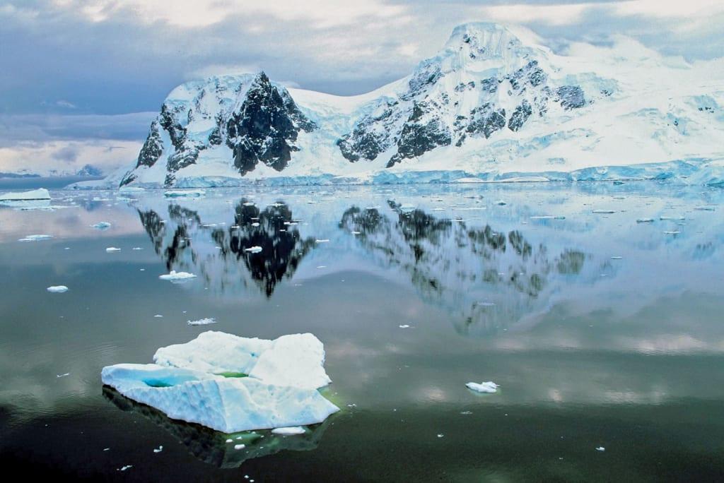Touring Antarctica