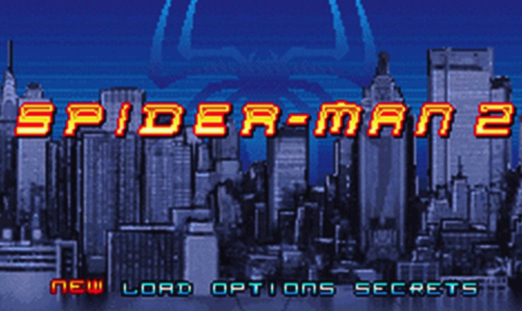 'Spider-Man 2' (Game Boy Advance Review)