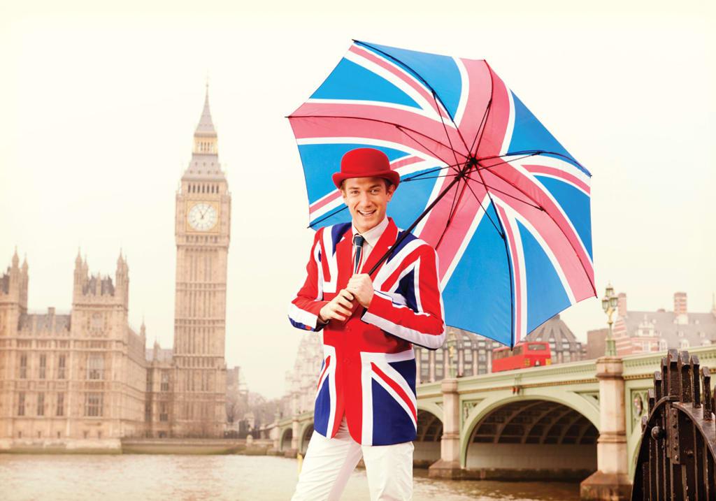 Breaking the British Stereotype