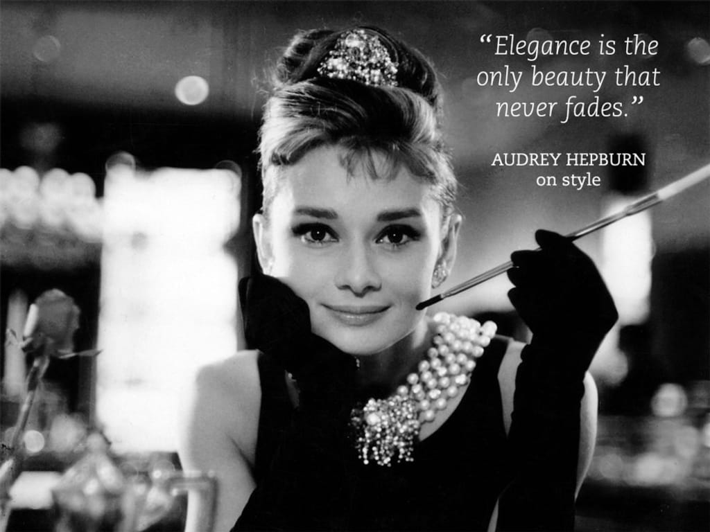 Having a 'Roman Holiday' With Audrey Hepburn