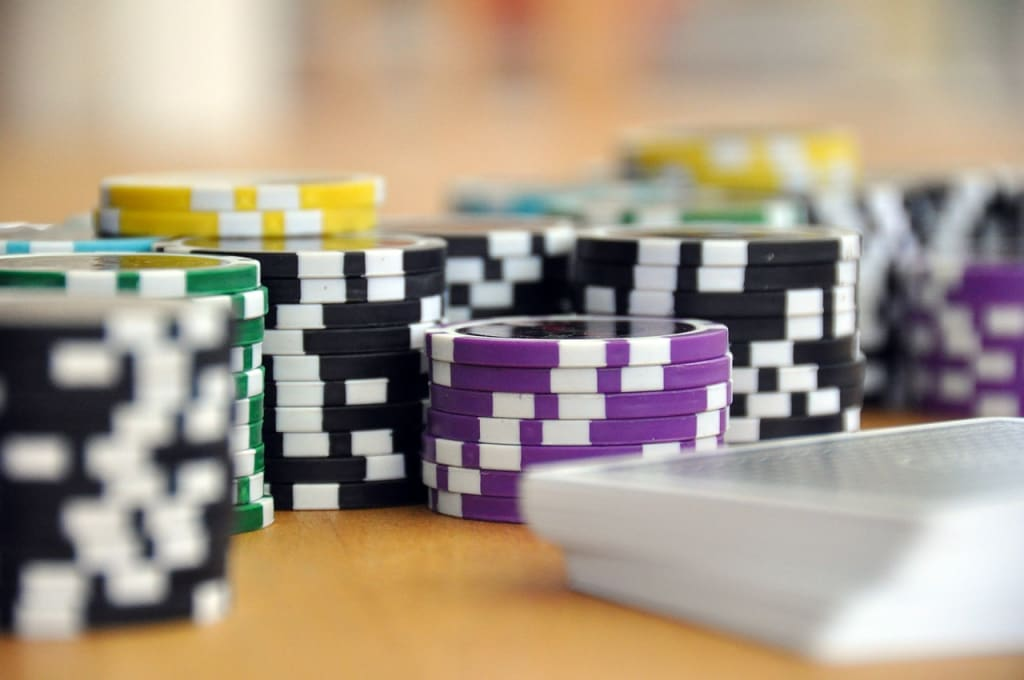 Common Types of Gambling | Gamers