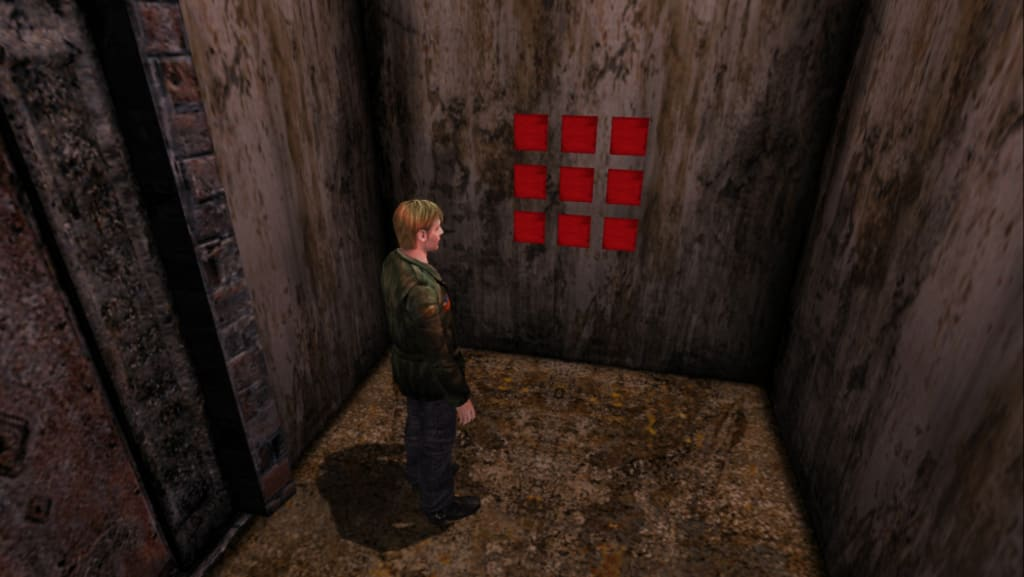 Silent Hill 2 The Five Stages Of Grief An Analysis Spoilers