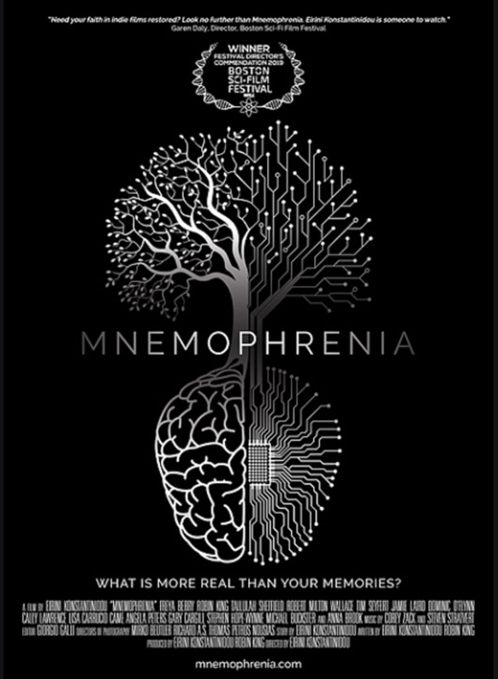 Review of 'Mnemophrenia'