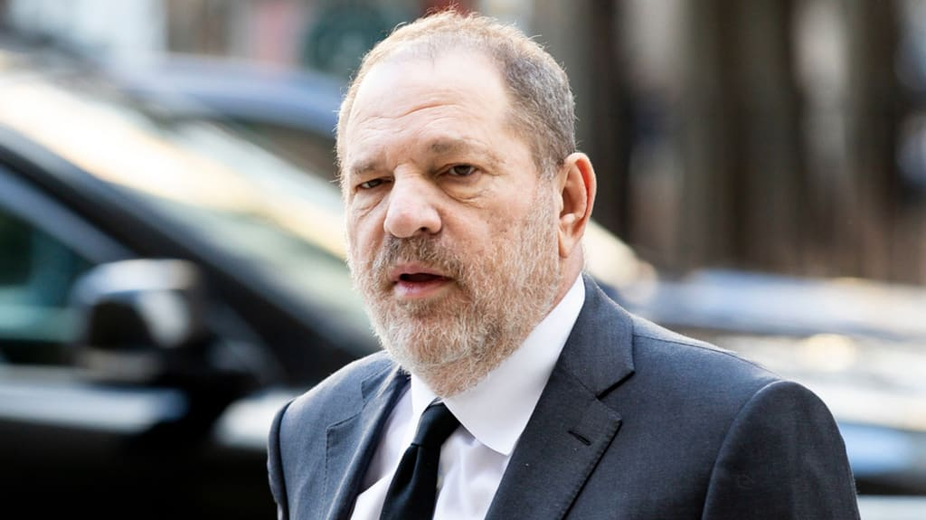 Why Is Harvey Weinstein Still Protected?