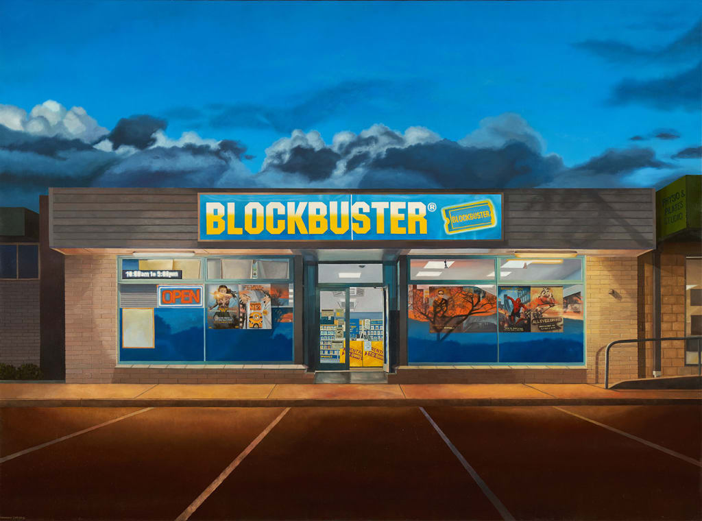 Remembering Blockbuster