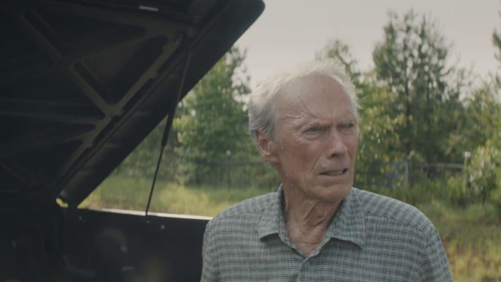 James Reviews: 'The Mule'