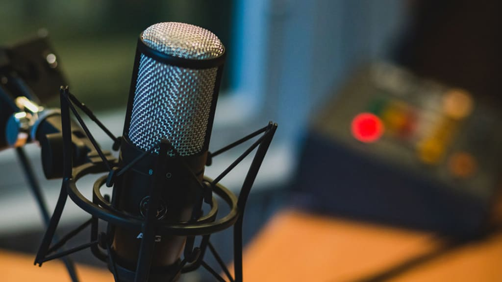 Podcasts Creating a Safe Space for Black British Males