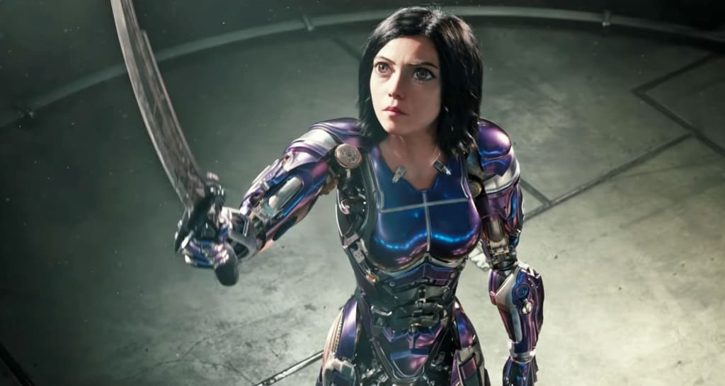 James Reviews - 'Alita: Battle Angel'