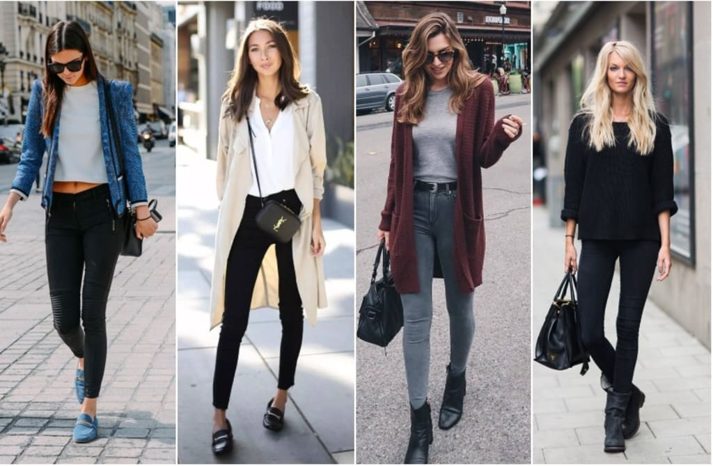 2019 Stylish Fall Outfits