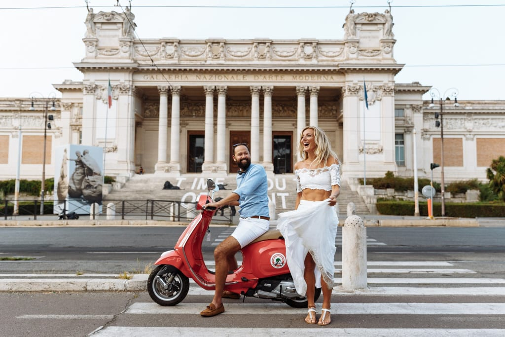 The Most Instagrammable Spots in Rome